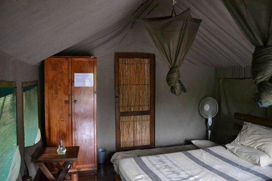Mpila Camp: Main/bedroom area