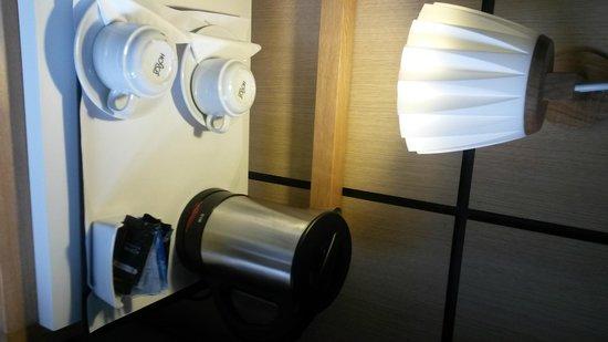 Axis Vermar Conference & Beach Hotel: Detalle de la habitación
