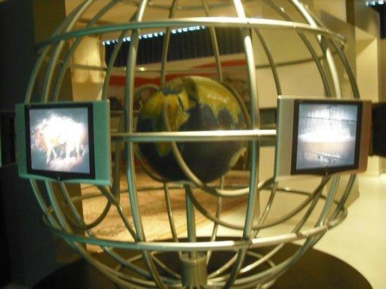 Espaco Do Conhecimento UFMG: Museu científico