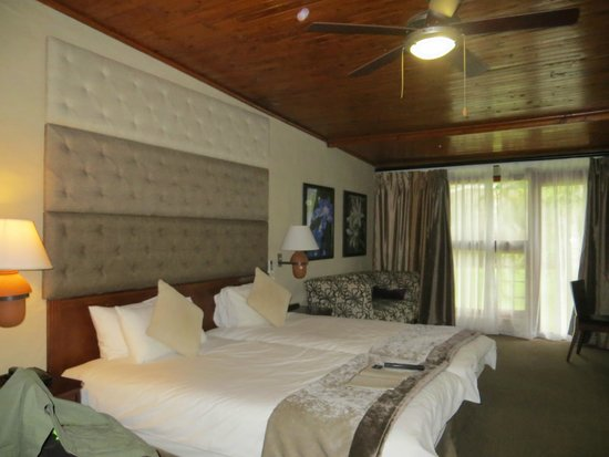 Protea Hotel by Marriott Hazyview: My room is spacious