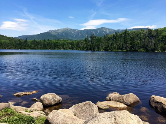 Lonesome Lake & Franconia Ridge
