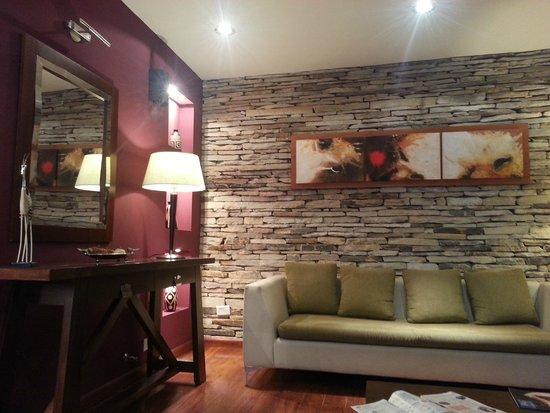 Quillen Hotel & Spa: Cálido y comodo