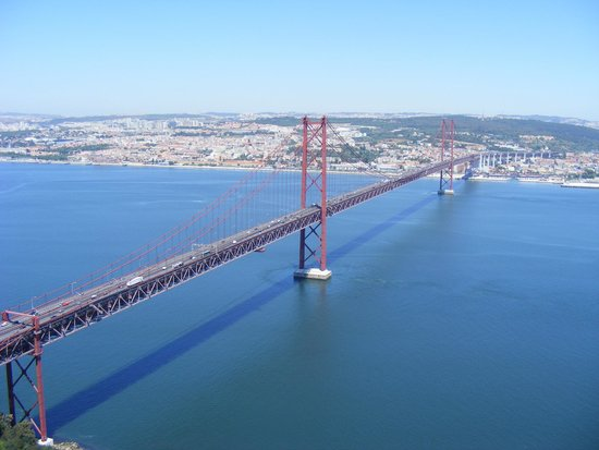 Vasco da Gama Bridge: Lisbona, Vasco de gama