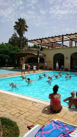 Sporting Club Village : piscina