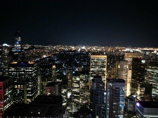 Rockefeller Center Tour : Central Park