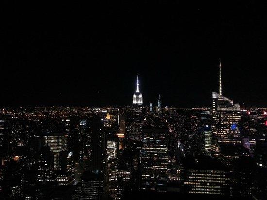 Rockefeller Center Tour : Empire State Building