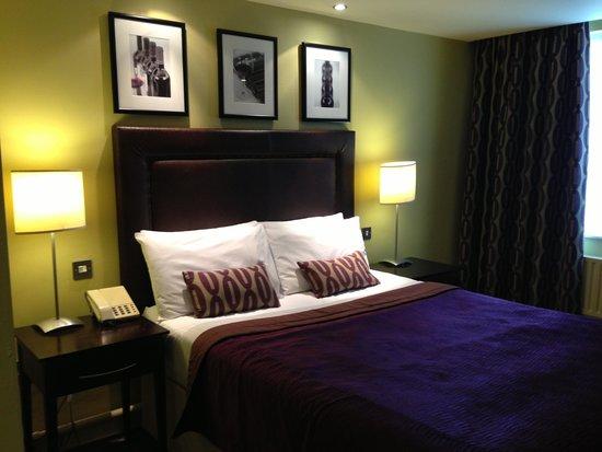 Hallmark Hotel Manchester: Letto
