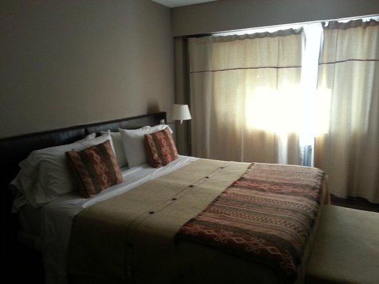 Quillen Hotel & Spa: Cómoda, limpia, con placard