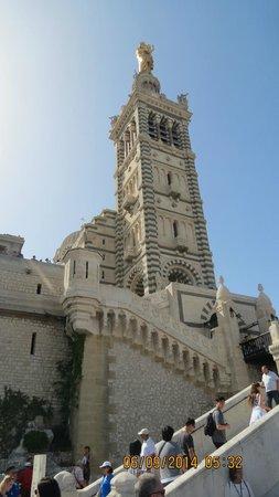 Basilique Notre Dame de la Garde: Basílica