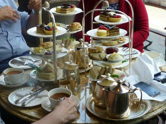 Betty S Tea Room York Review