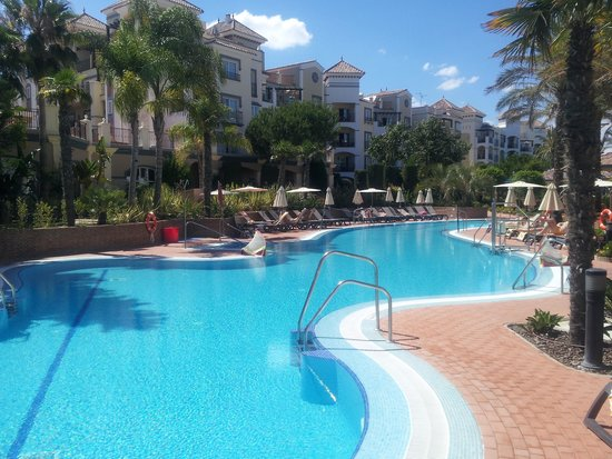 Marriott's Playa Andaluza: One of the 3 Pools