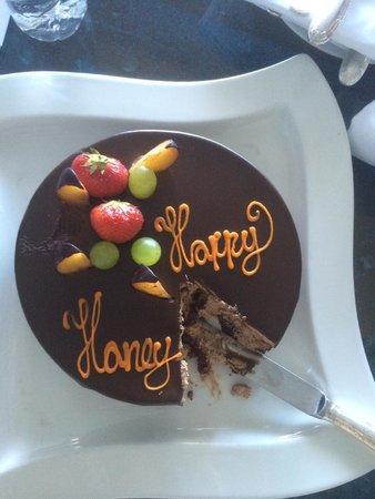 Elounda Beach Hotel & Villas: Happy honey