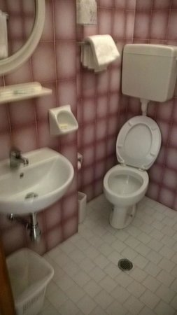 Hotel Romantico: Dettaglio bagno suite 2