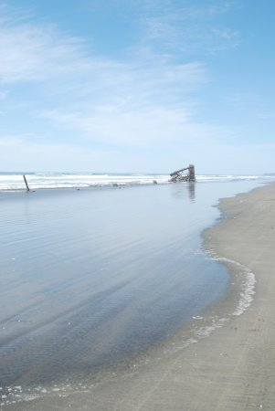 Fort Stevens State Park: Peter Iredale shipwreck