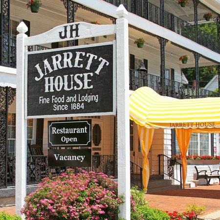 Jarrett House Dining