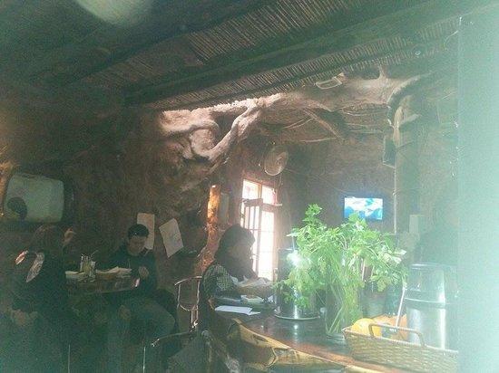 Grado 6: Restaurante