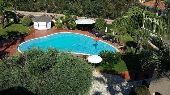 Hotel Arbatasar : Panorama dalla terrazza