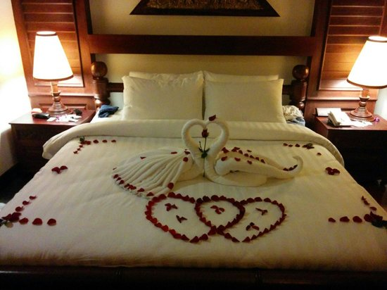 Borei Angkor Resort & Spa: For our honeymoon