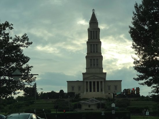 George Washington Masonic National Memorial : Washington Masonic Memorial!