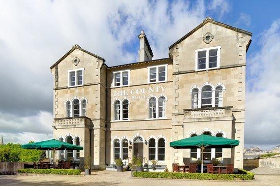The County Hotel Bath