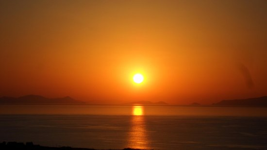 Finikia Memories: Just another sunset....