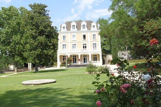 Club Domaine de Château Laval : castello