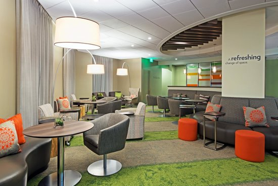 EVEN Hotel Rockville : Accomplish More in our Wellcoming Social Space
