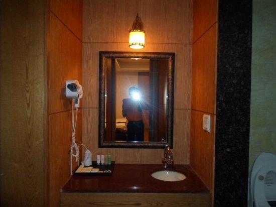 Polaris Hotel : Wastafel