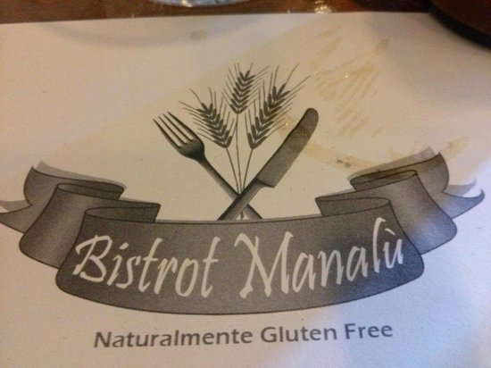 Bistrot Manalù Naturalmente Gluten Free : Tutto buonissimo e glutenfreeeeeee
