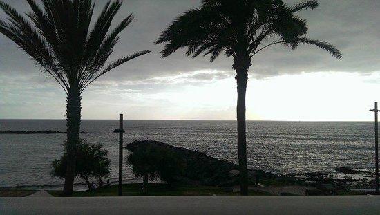 La Terrazza del Mare: View from the Restaurant.