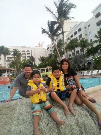 Embassy Suites by Hilton Dorado del Mar Beach Resort: En el mejor hotel de Puerto Rico Embassy Suite de Dorado