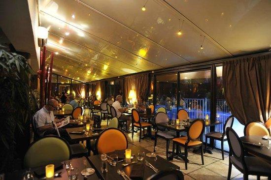 La Parenthese : Salle restaurant La Parenthèse de Nuit