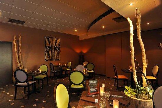 La Parenthese : Salle restaurant La Parenthèse