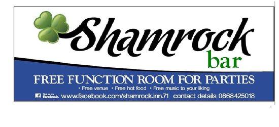 Tha Shamrock Bar