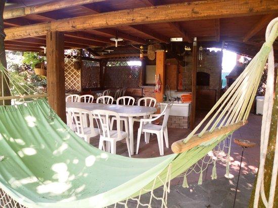 I Casolari Bed & Breakfast: Zona ristoro, barbecue
