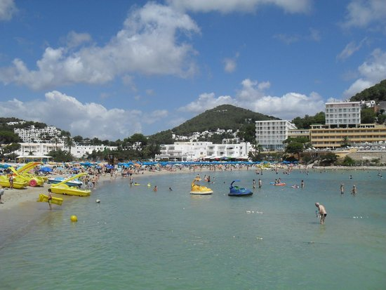 Sirenis Cala Llonga Resort: Dal traghetto per Formentera