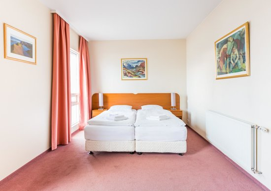 Fosshotel Baron: Double/ twin room