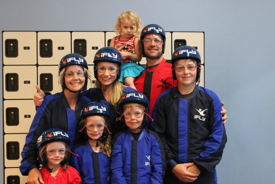 iFLY Indoor Skydiving: indoor skydiving