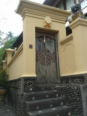 Tanah Merah Art Resort : Studio room number 3 - we stay here on the 2nd nigth