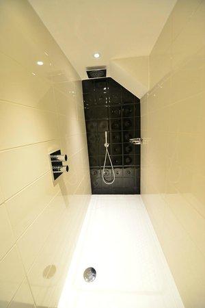 Hotel Indigo London Kensington: Shower