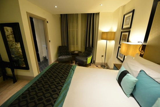 Hotel Indigo London Kensington: Bedroom