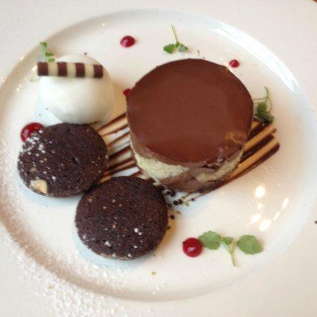 Rudding Park Hotel: My dessert!
