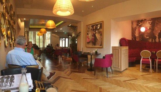 Hotel Indigo London Kensington : Dining Room