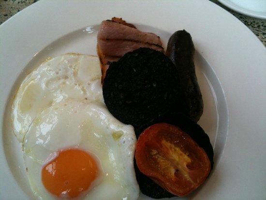 Rudding Park Hotel: Yorkshire breakfast