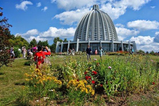 European Baha'i House of Worship (Baha'i-Haus der Andacht)