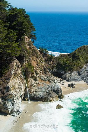 McWay Falls: McWay water fall