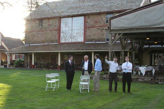Joseph Ambler Inn: The Farmhouse (Restaurant/Ballroom)