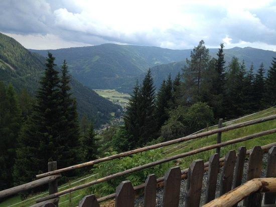 Das Almdorf - World Peace Eco Resort: Perfect view