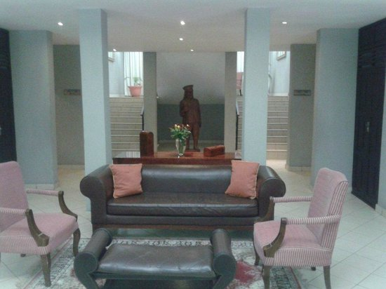 Protea Hotel by Marriott Livingstone: Access to the rooms