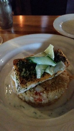 Scargo Cafe : Halibut